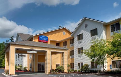 Fairfield Inn Bellevue - Bellevue, WA 98007
