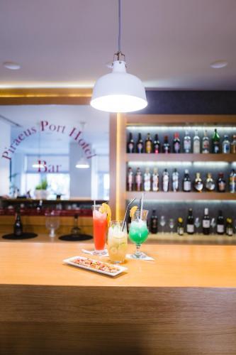 Piraeus Port Hotel Foto 13