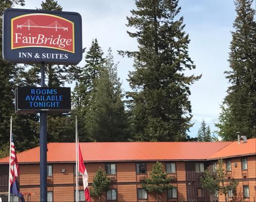 FairBridge Inn And Suites Hotel Sandpoint