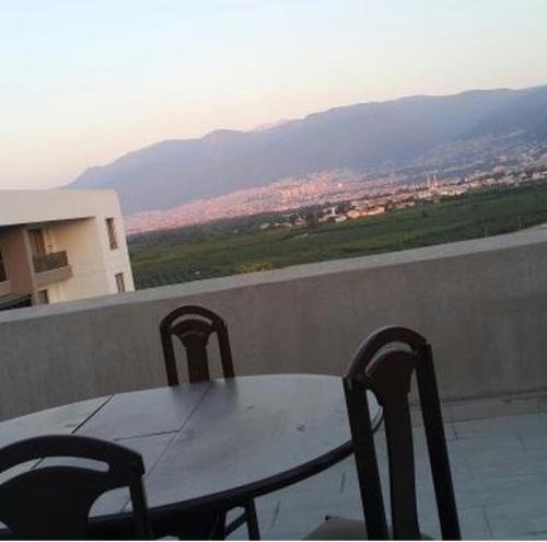 Bursa Luna Apartments ulaşım