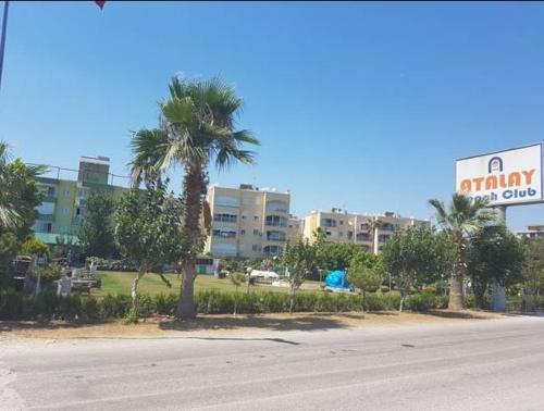Anamur Atalay Beach Club tatil