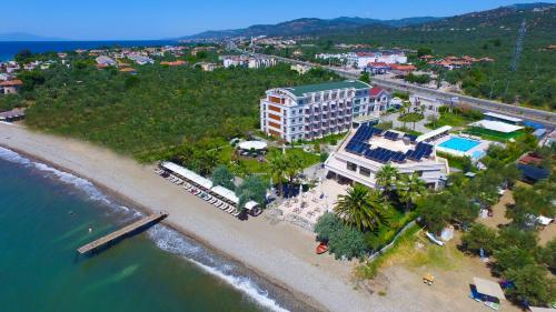 Altınoluk Rawda Resort Hotel Altinoluk harita