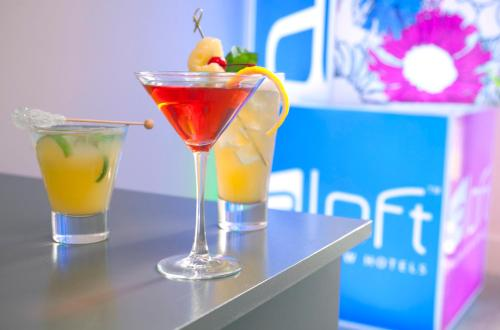 Aloft Jacksonville Airport Photo