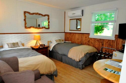 Motel des Deux Lacs Photo