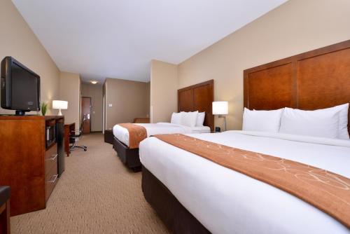 Comfort Suites Mount Vernon Photo