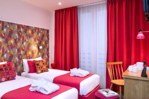 Hôtel Villa Bohème photo 33