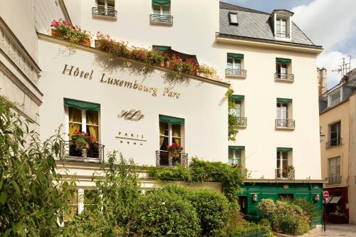 Hotel Luxembourg Parc impression