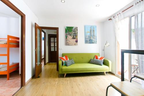 Apartment Montjuic impression