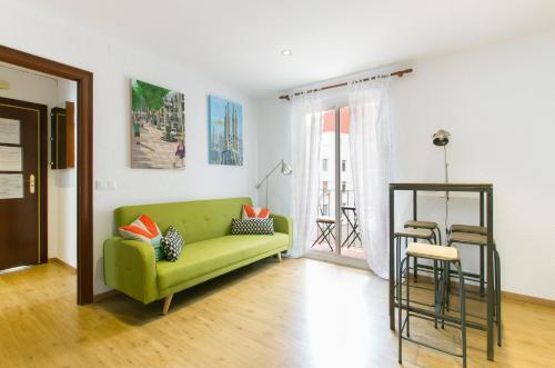 Apartment Montjuic photo 14