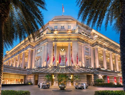 The Fullerton Hotel Singapore impression