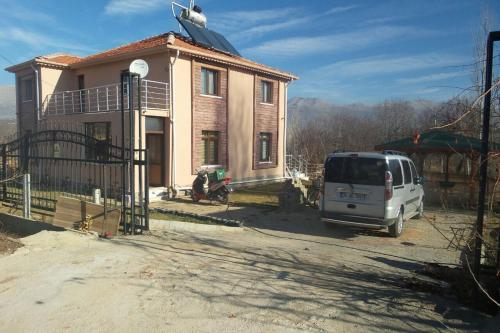 Isparta Nature Apartment harita