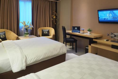 Nagoya Mansion Hotel and Residence photo 52