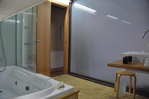 Doppel- oder Zweibettzimmer - Einzelnutzung Posada Real La Carteria 18