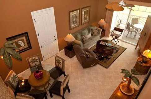 Fairway Villas I33 & I34 - Six Bedroom Condo