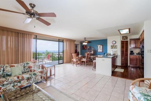 Kahaluu Bay Villas #202 - Two Bedroom Condo