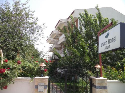 Edirne Karaagac Green Apart rezervasyon
