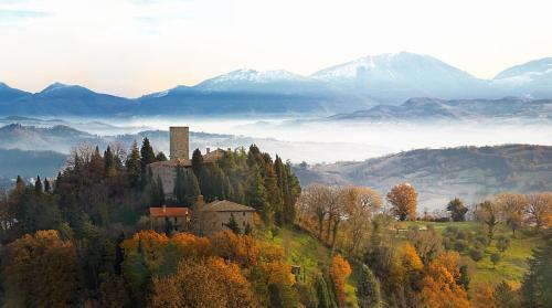 Localita Petroia, 06020, Gubbio, Italy.