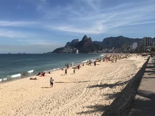 Apartamento com duas praias famosas Photo