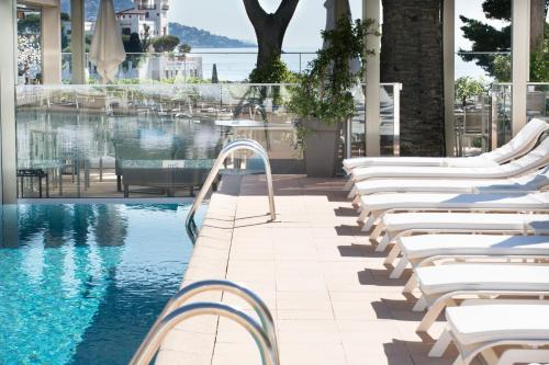 Hotel RoyalRiviera SaintJeanCapFerrat France Travel