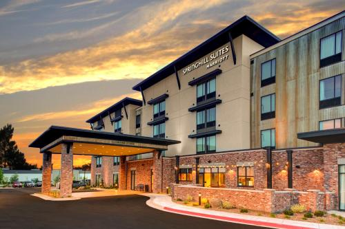 HotelSpringHill Suites by Marriott Bozeman