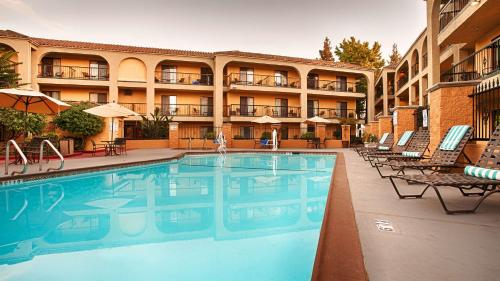 Best Western Plus Heritage Inn - Stockton, CA 95207