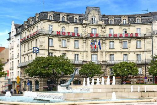 Hotel Gare Angers St Laud