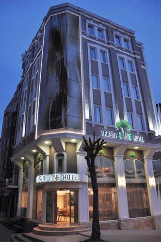 Istanbul Taksim Line Hotel tatil