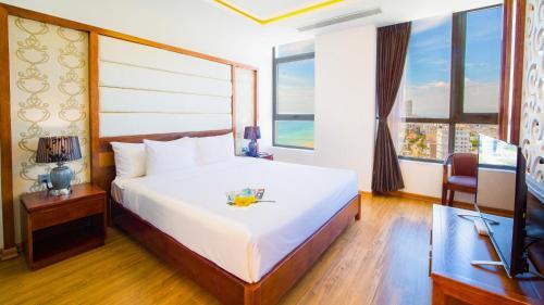 Le Hoang Beach Hotel Danang