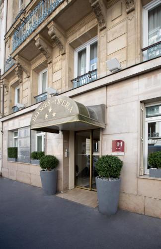 Hotel Elysees Opera photo 46