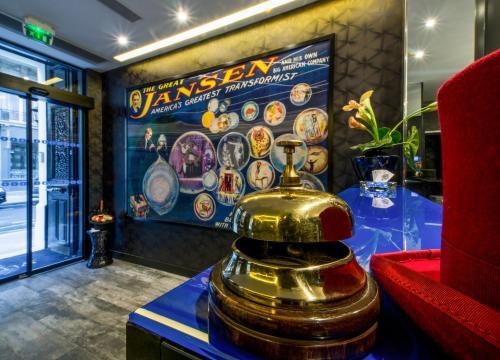 Hotel Splendor Elysées photo 24