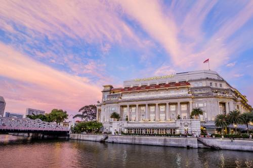 The Fullerton Hotel Singapore photo 13