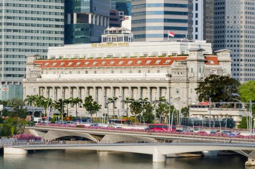The Fullerton Hotel Singapore photo 6