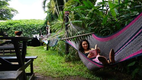 Costa Rica Backpackers Photo