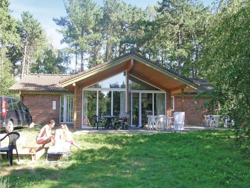 Holiday home Rørsangervej V