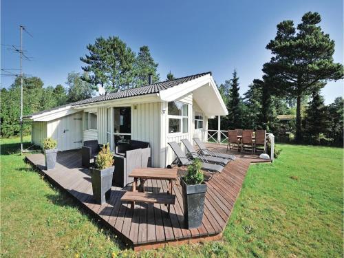 Holiday home Stolt Henriksvej VI