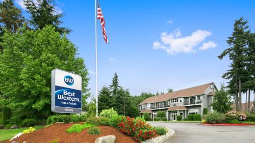 Hotels Near Gig Harbor Washington State Usa Best Western Plus Wesley Inn Suites