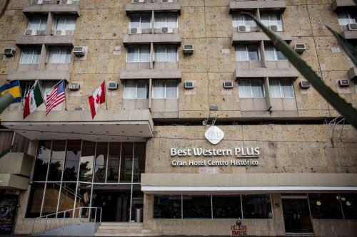 Best Western Plus Gran Hotel Centro Historico Photo