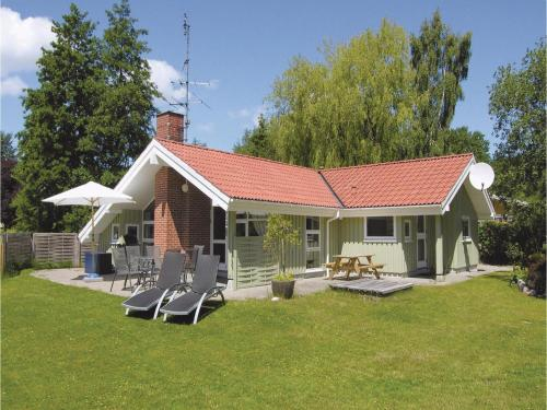 Holiday home Sølyst Rudkøbing In Dnmk