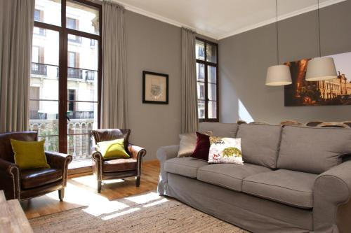 Paseo de Grácia Apartments impression