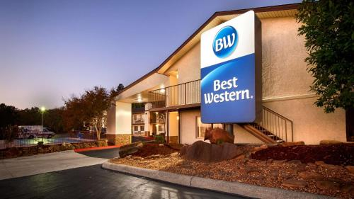 Best Western Hillside Inn - Clinton, AR 72031