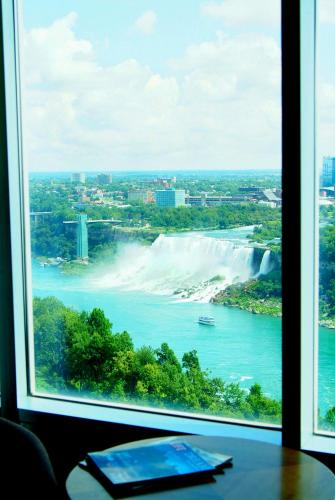 Oakes Hotel Overlooking The Falls - Niagara Falls, ON L2G 3W2
