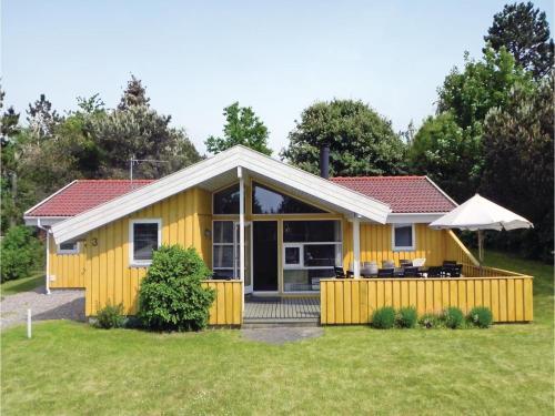 Holiday home Skovager Græsted Denm