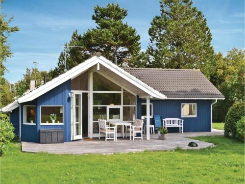 Holiday home Bredekjærs-Åsen Græsted V