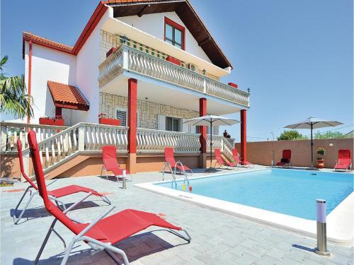 Apartment Biograd na Moru with Outdoor Swimming Pool 187