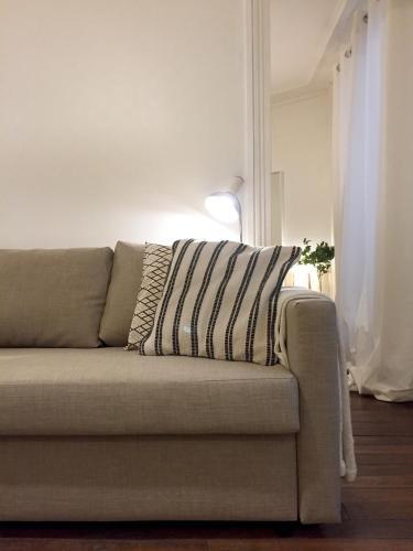 Appartement Paris-Saint Martin photo 9