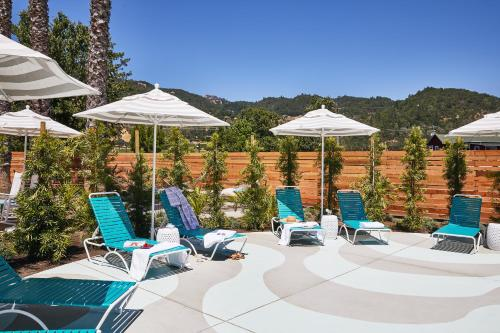 Calistoga Motor Lodge and Spa Photo