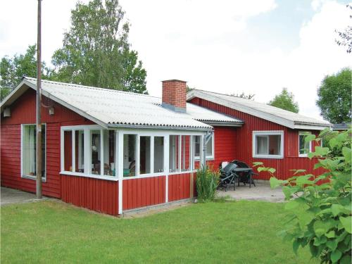 Two-bedroom Holiday Home SjØlund With A Fireplace 02