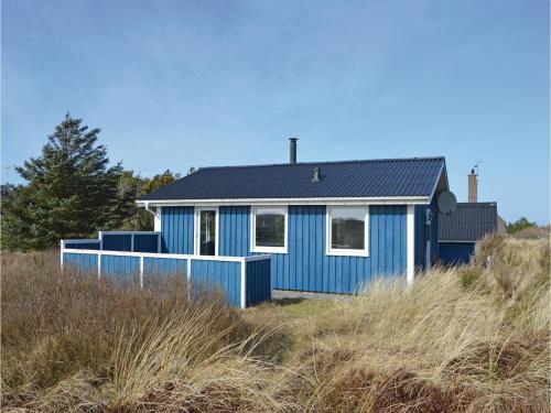 Holiday home Fyrmarken Hvide Sande