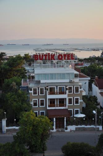 Istanbul Butik Pendik Hotel harita