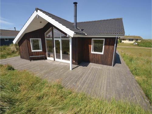 Holiday home Krinkelkrogen Frøstrup V